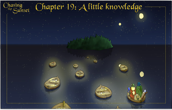 Chapter image: A Little Knowledge