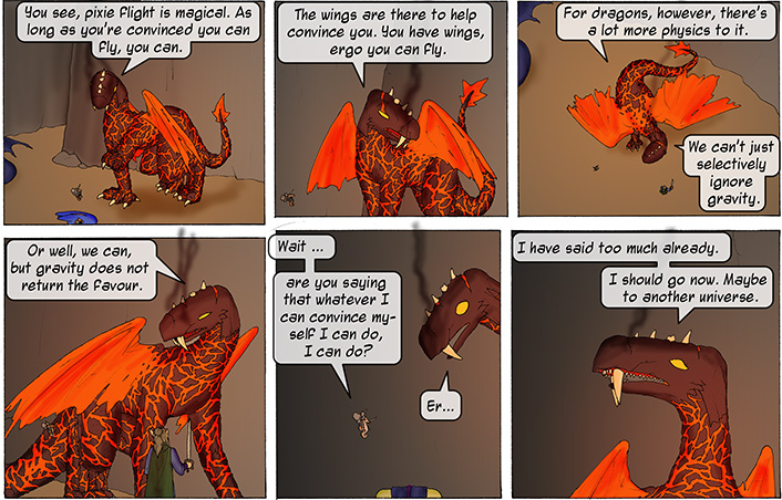The mechanics of flight