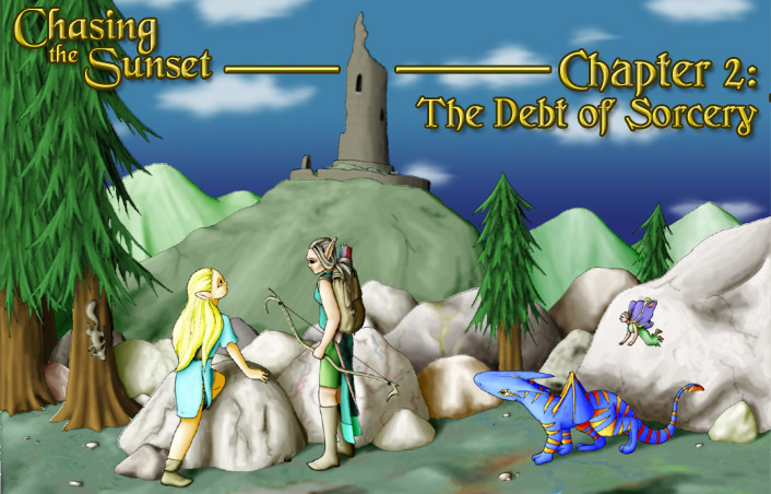 Chapter 2: The Debt of Sorcery