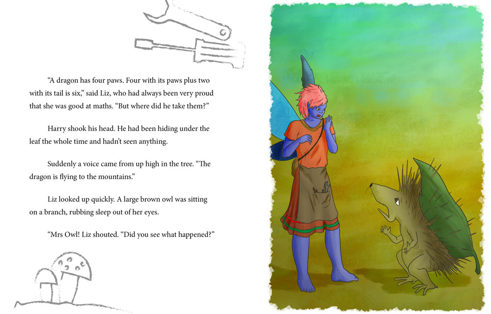 Dragon Tea Party - page 5