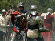 Knight fight!