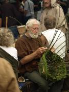 Gaelic basketweaving