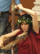 Gaelic? dancing girl